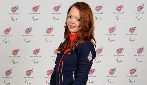 Jade Etherington will be hoping to win gold for Paralympics GB in Sochi